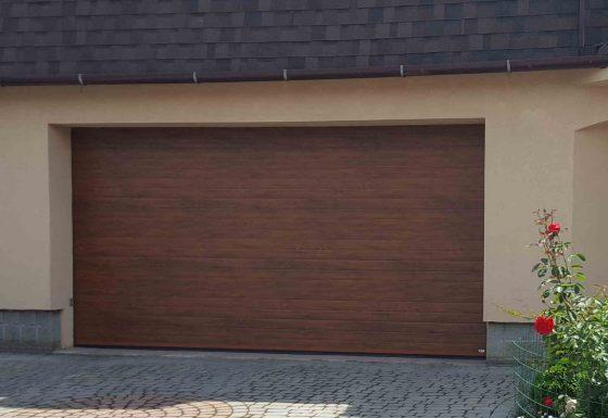 Garážové dvere pre rodinné domy