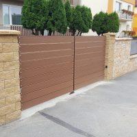 Vstupné brány k rodinnym domom(9)